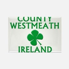 Cute Westmeath Rectangle Magnet