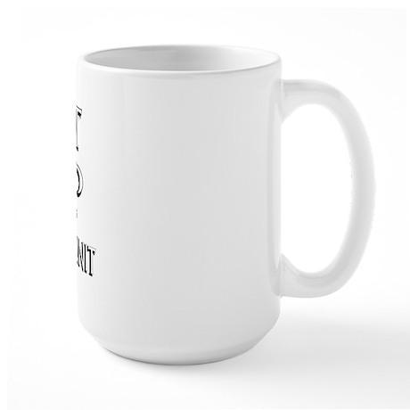 SWEATSHOP: SVU Large Mug