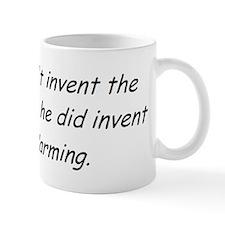 Al Gore Global Warming Mug