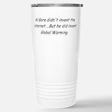 Al Gore Global Warming Travel Mug