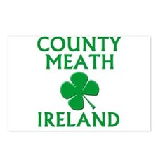 Cute County meath Postcards (Package of 8)