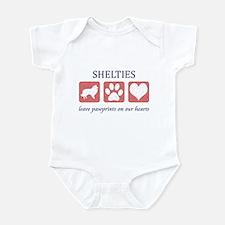 Sheltie Lover Gifts Infant Bodysuit
