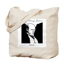 Henry James Tote Bag