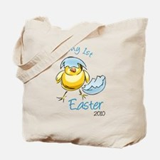 It's My First Easter '10 Tote Bag