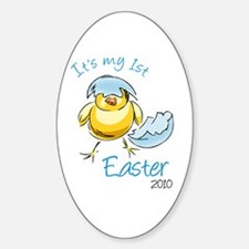 It's My First Easter '10 Decal
