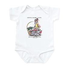 Vintage Tin series: Shovelhea Infant Bodysuit