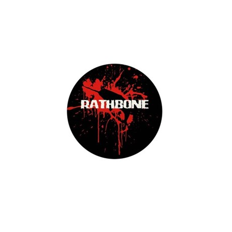 RATHBONE Narwhal Mini Button
