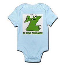 Z is For Zombie Infant Bodysuit