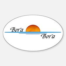 Bora Bora Sunset Decal