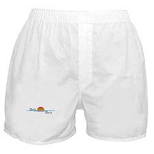 Bora Bora Sunset Boxer Shorts