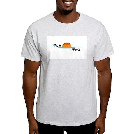 Bora Bora Sunset Light T-Shirt