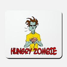 Hungry Zombie Mousepad