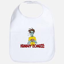 Hungry Zombie Bib