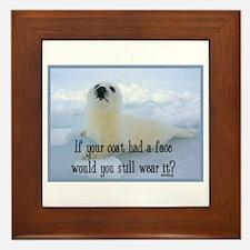 Seal Coat Framed Tile