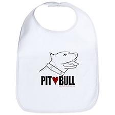 Pit Bull Love - R.J. Bib