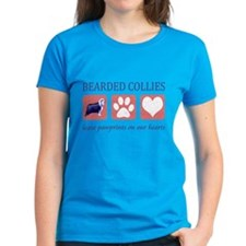 Bearded Collie Lover Gifts Tee