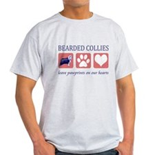 Bearded Collie Lover Gifts T-Shirt