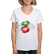 Italian Kissing Lips Shirt