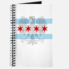 Polish Chicago Flag Journal