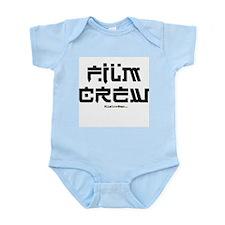 """Film Crew"" Infant Creeper"