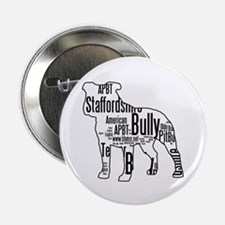 """Bully Art - 2.25"""" Button"""