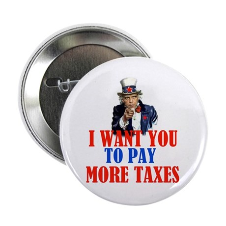 "TAX AND SPEND SAMBO 2.25"" Button (10 pack)"