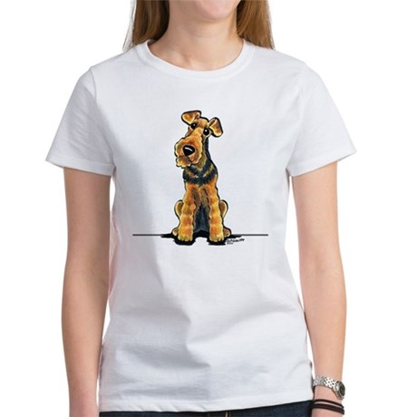 Airedale Welsh Terrier Women's T-Shirt