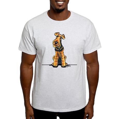 Airedale Welsh Terrier Light T-Shirt