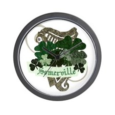Somerville Irish Wall Clock