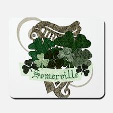 Somerville Irish Mousepad