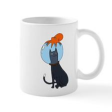 Scuba Cat Mug