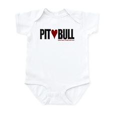 Pit (Love) Bull - Infant Bodysuit