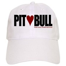 Pit (Love) Bull - Baseball Cap
