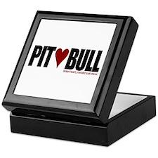 Pit (Love) Bull - Keepsake Box