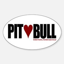 Pit (Love) Bull - Decal