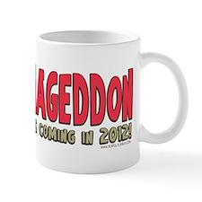 Obamageddon Anti Obama Mug