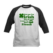 Funny Kiss me im irish Tee