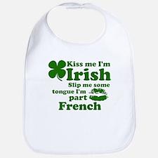 Cool Funny irish Bib