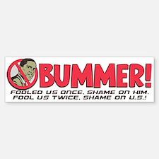 Barack Obummer Bumper Bumper Sticker