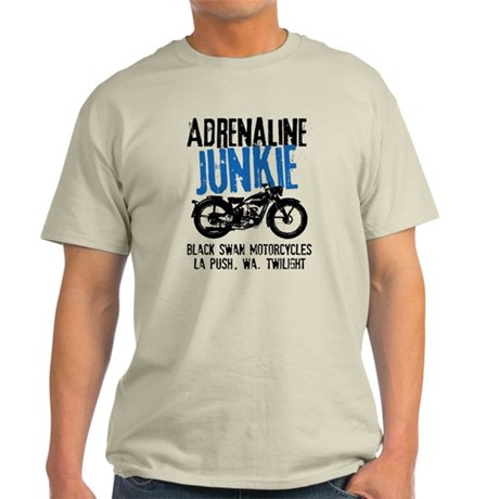 Adrenaline Junkie Light T-Shirt