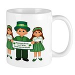 St. Patrick's Day Blessing Mug