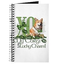 My Corgi is Me Lucky Charm Journal