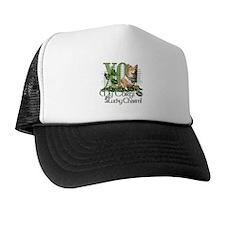 My Corgi is Me Lucky Charm Trucker Hat