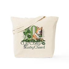 My Corgi is Me Lucky Charm Tote Bag
