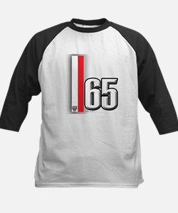 65 Red White Tee