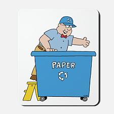 Morton Recycling Mousepad