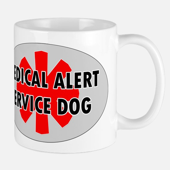 SERVICE DOG SHOP Mugs