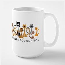 NLF Logo Mug