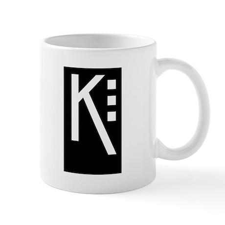 Craftsman K Mug