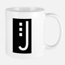 Craftsman J Mug